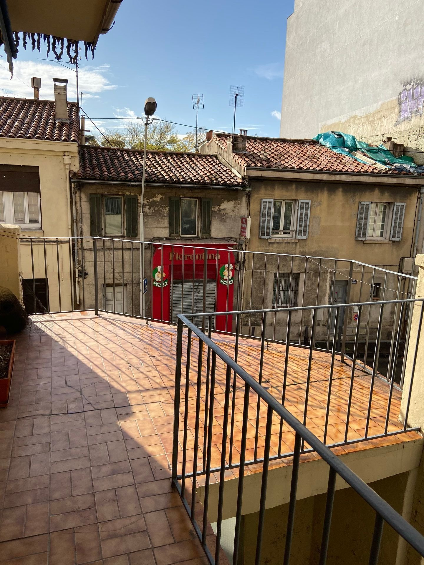T2 La Conception Balcon 13005 Marseille