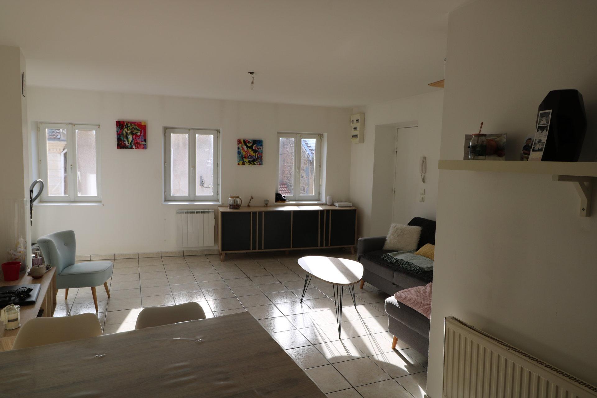 Appartement T3 vendu loué
