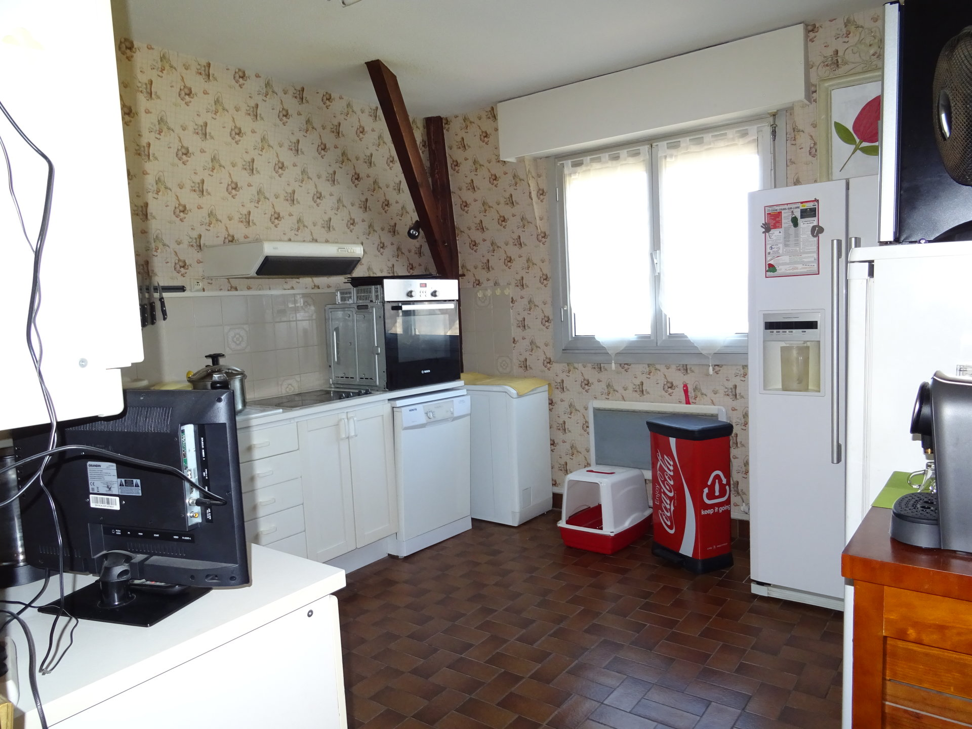 Appartement centre Cosne (F3)