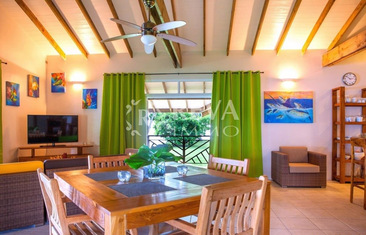 Seasonal rental Villa - Taha'a - French Polynesia