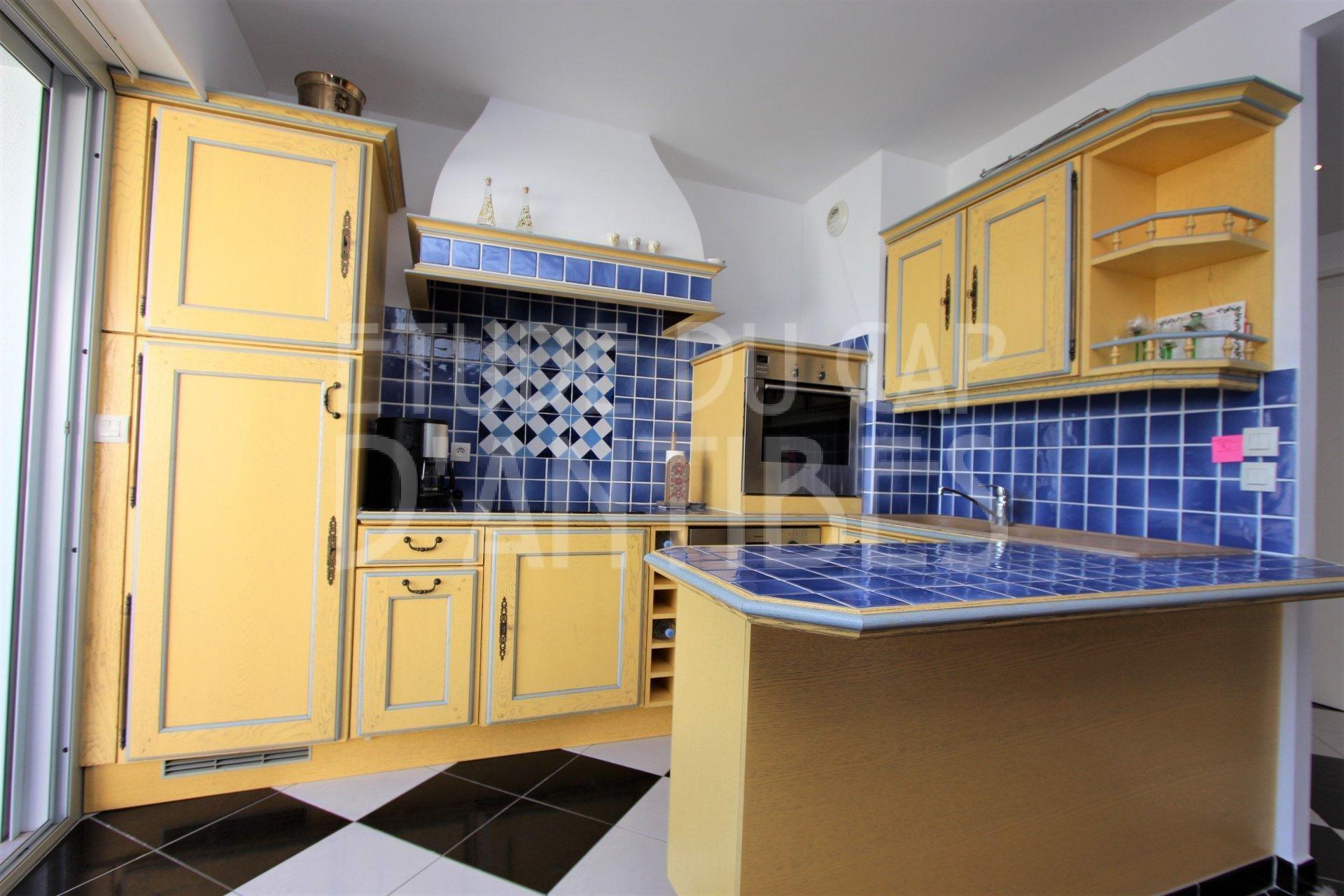 For Rent - Apartment-  Cap d'Antibes Garoupe