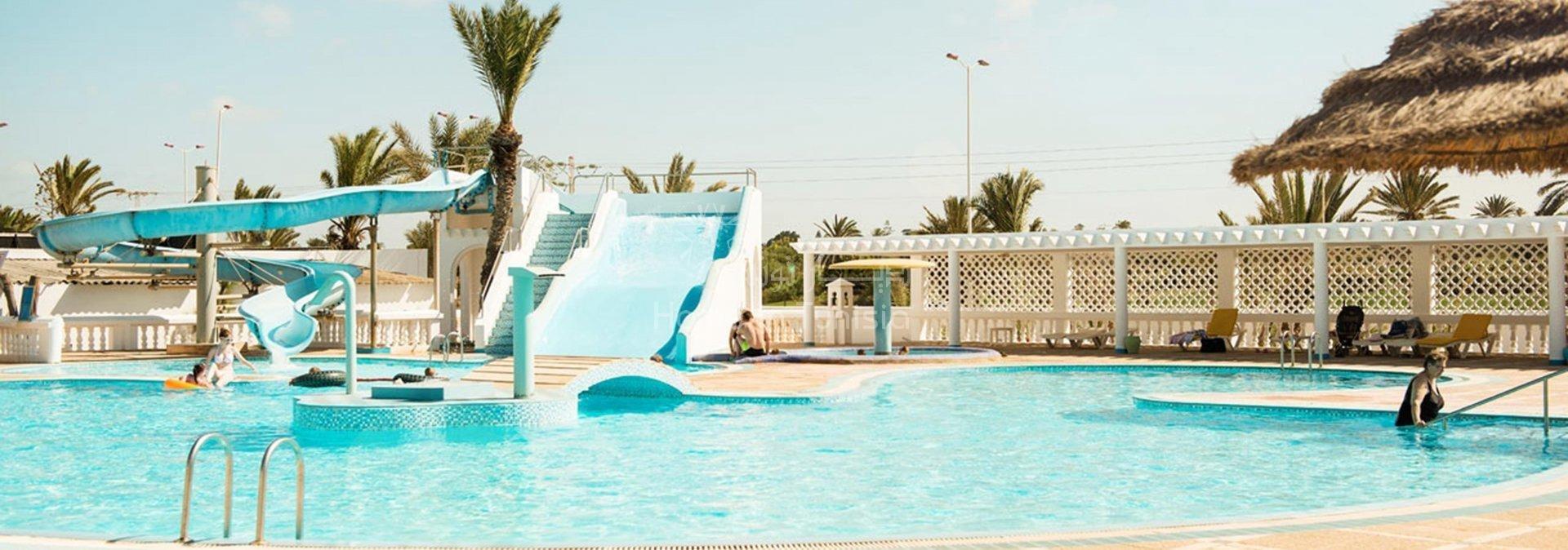 Location Hôtel - Midoun - Tunisie
