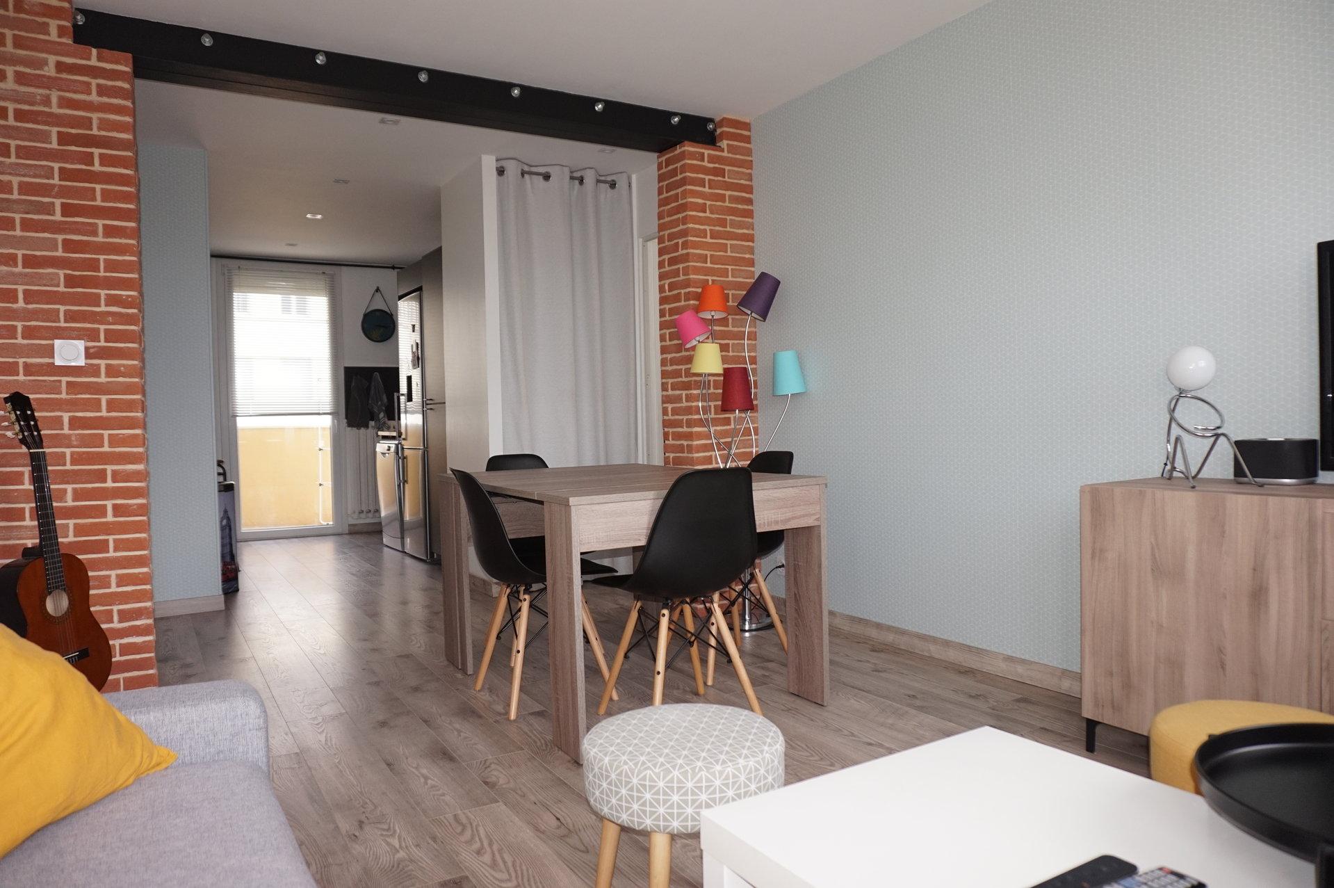 Sale Apartment - Toulouse Côte Pavée