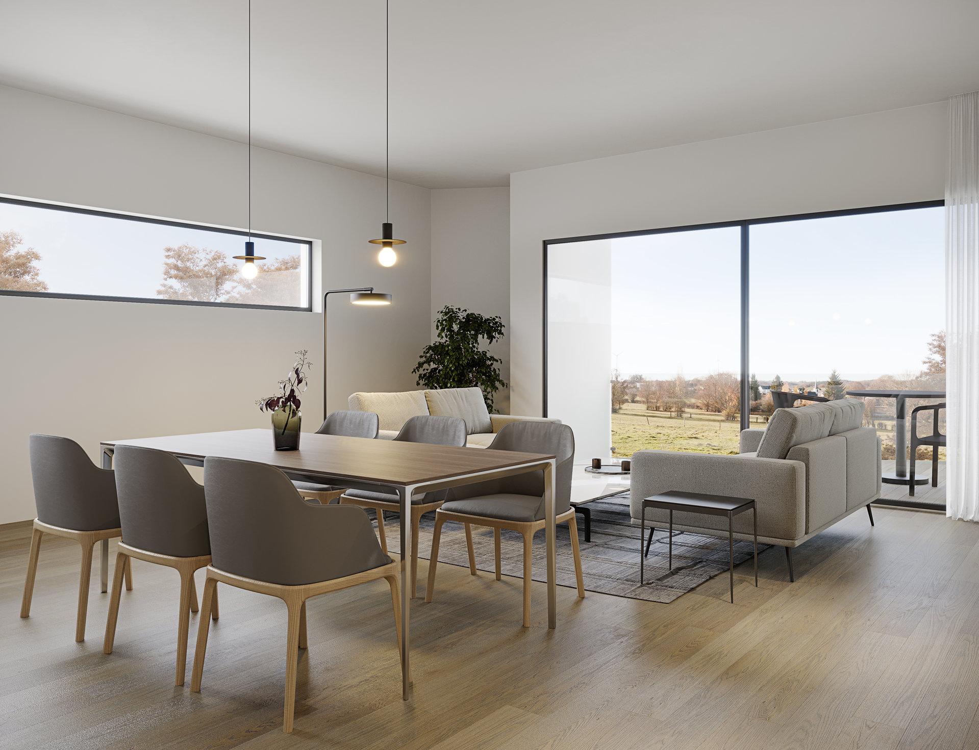 Appartement neuf à Binsfeld