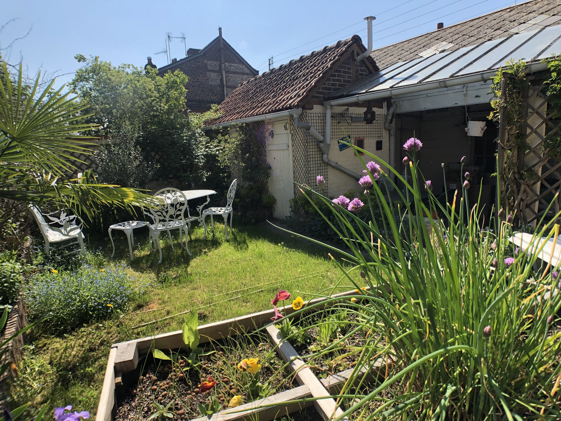 Charmante maison de ville au centre de Darnétal