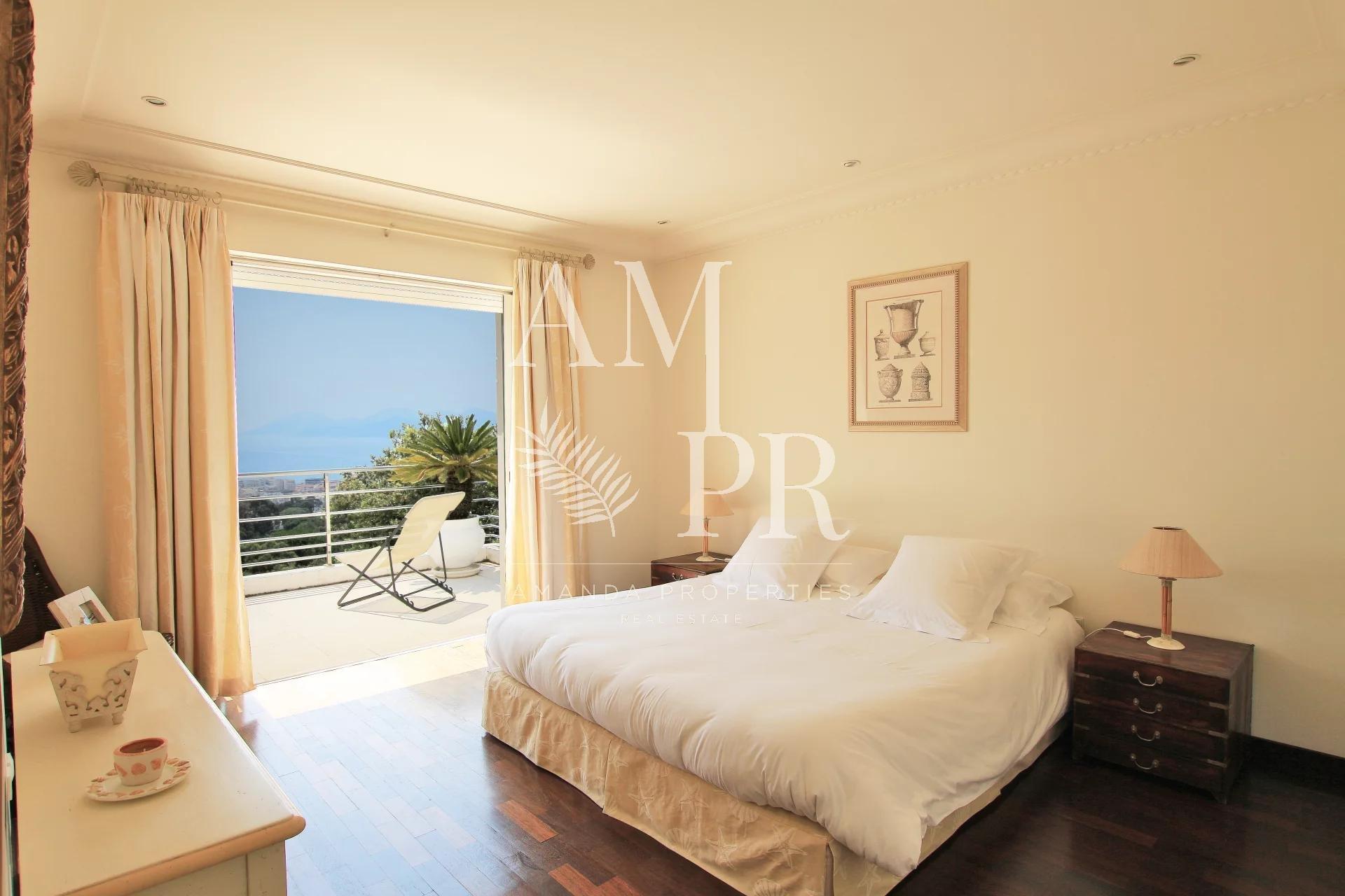 Vue Mer Panoramique  - Cannes - Californie