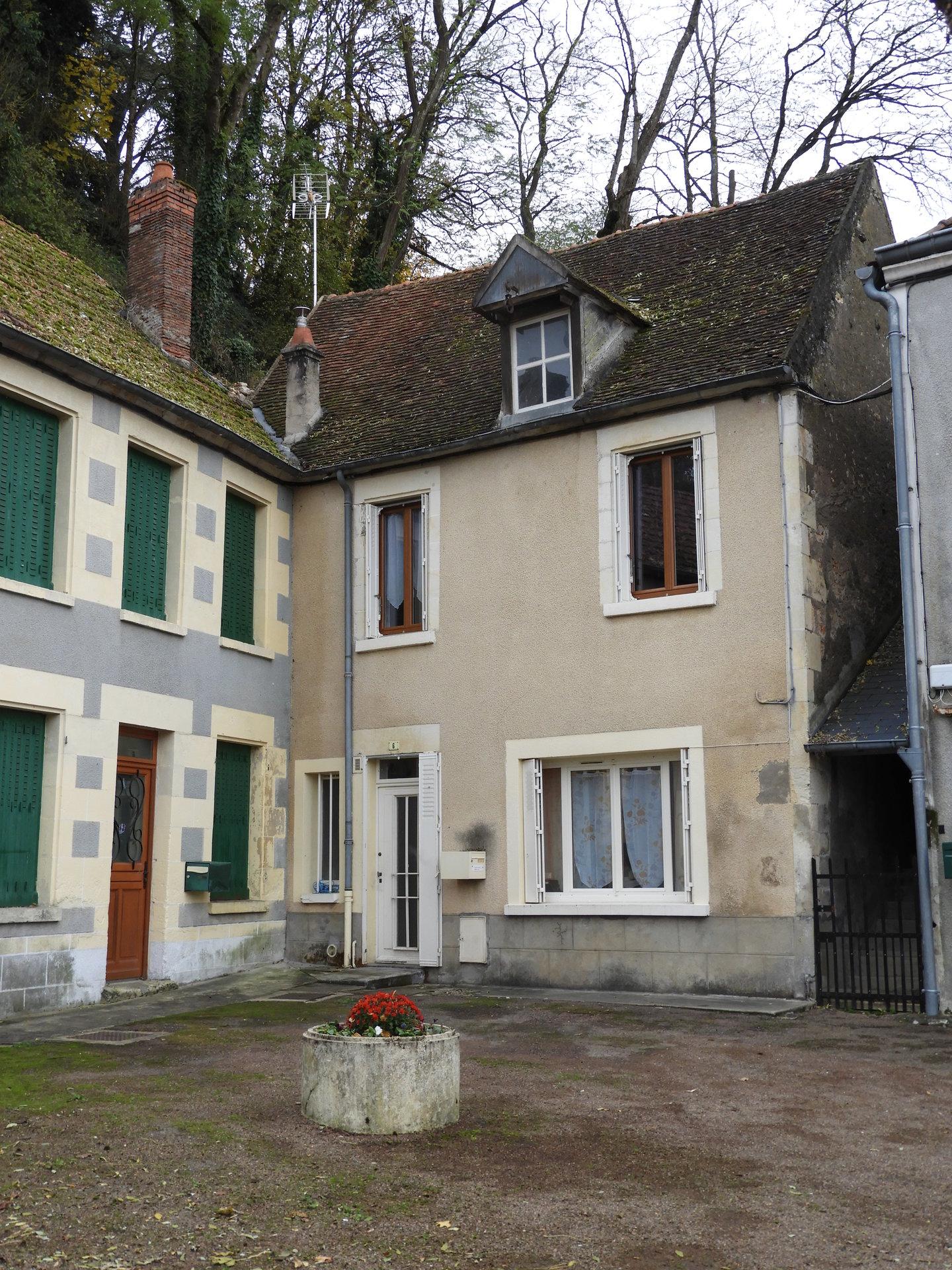 Maison de ville - Nièvre