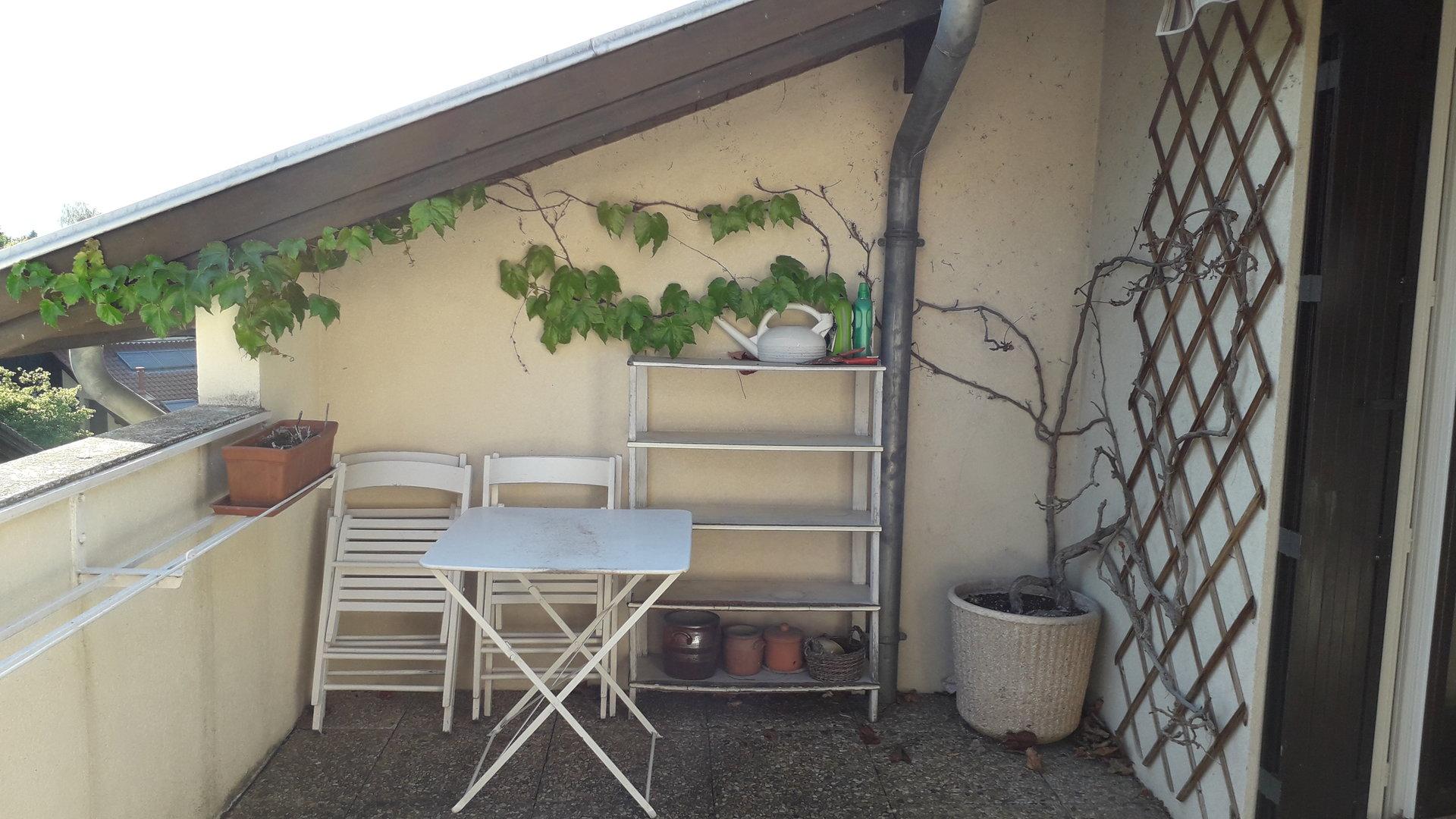 T3 Meublé + terrasse