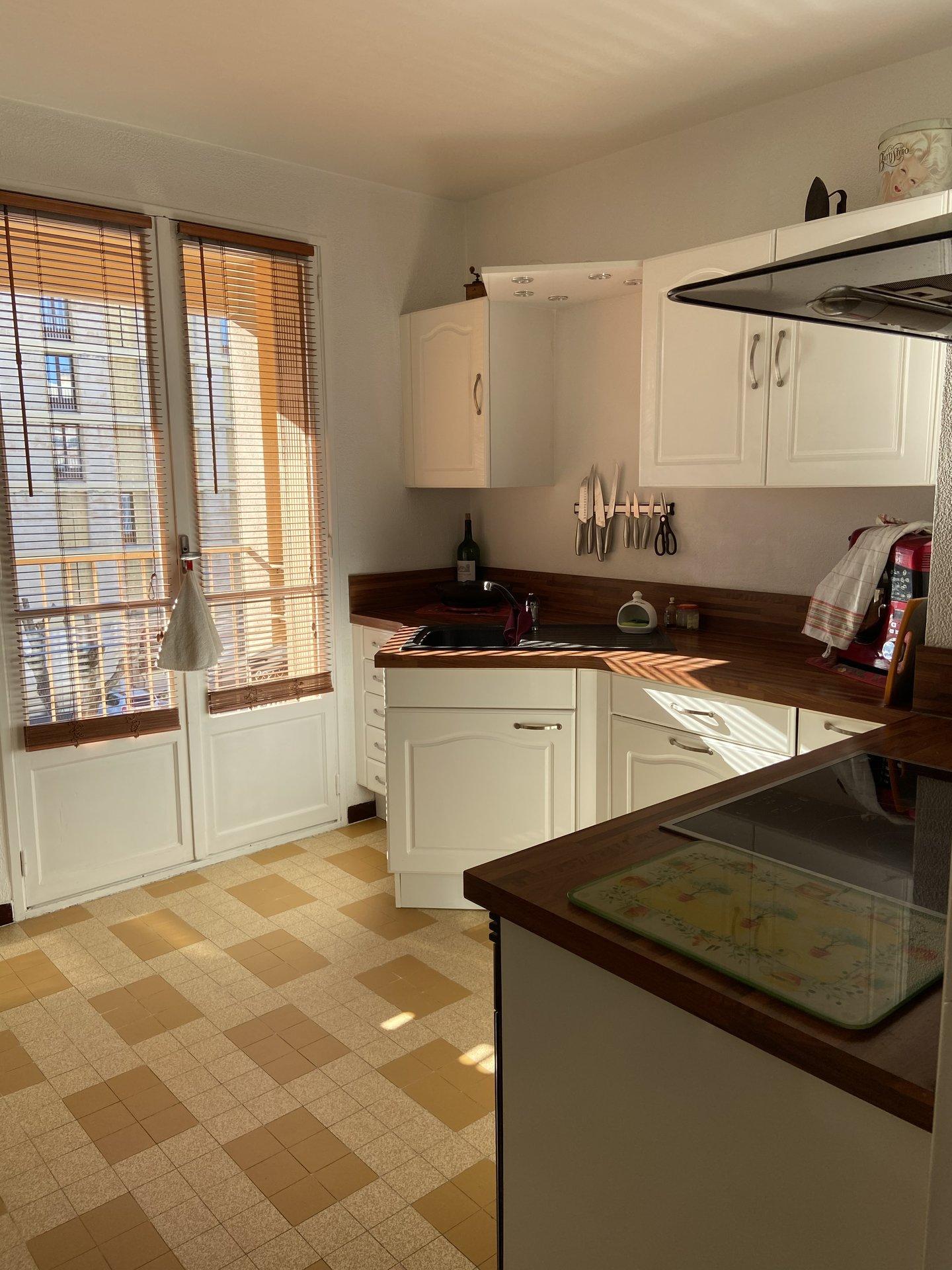 Appartement de type 3 13010 Marseille