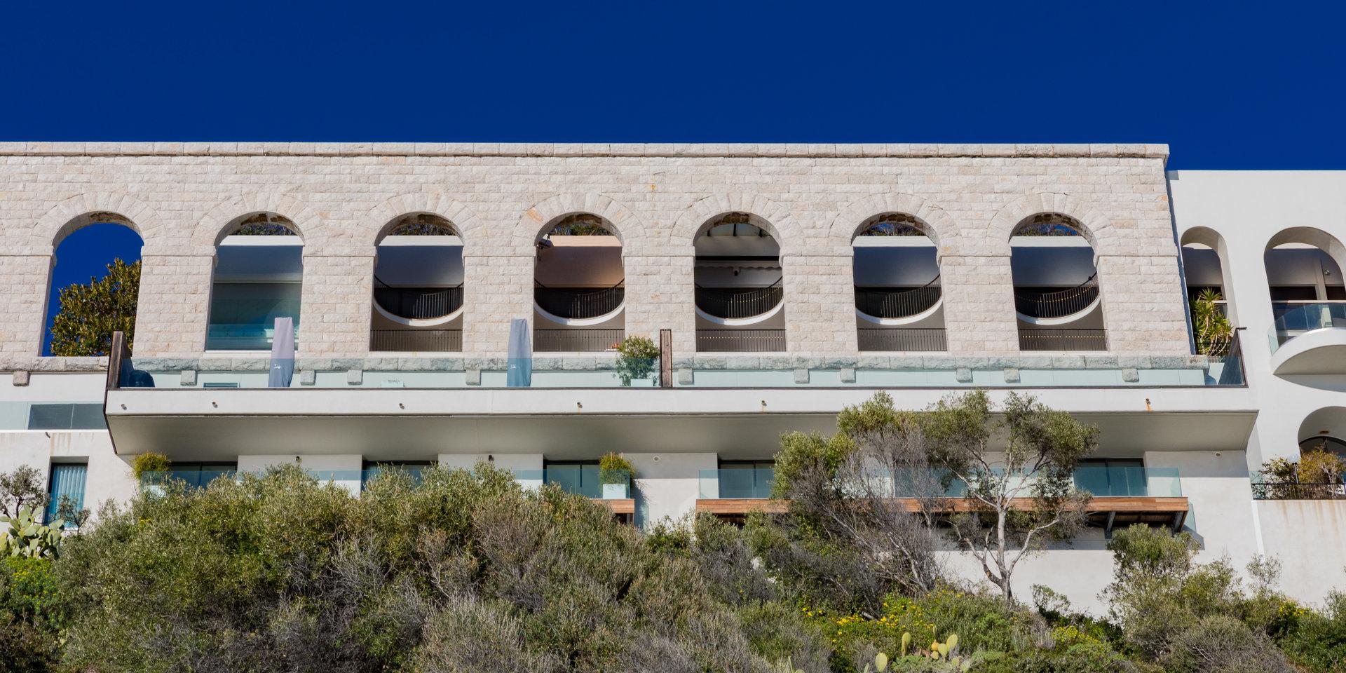 Palais MAETERLINCK, duplex avec terrasses 100M2