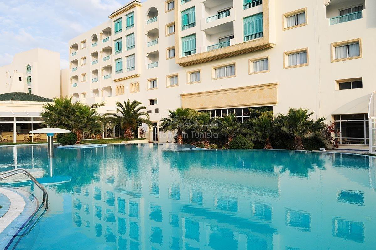 Complexe hôtelier à Yasmine Hammamet