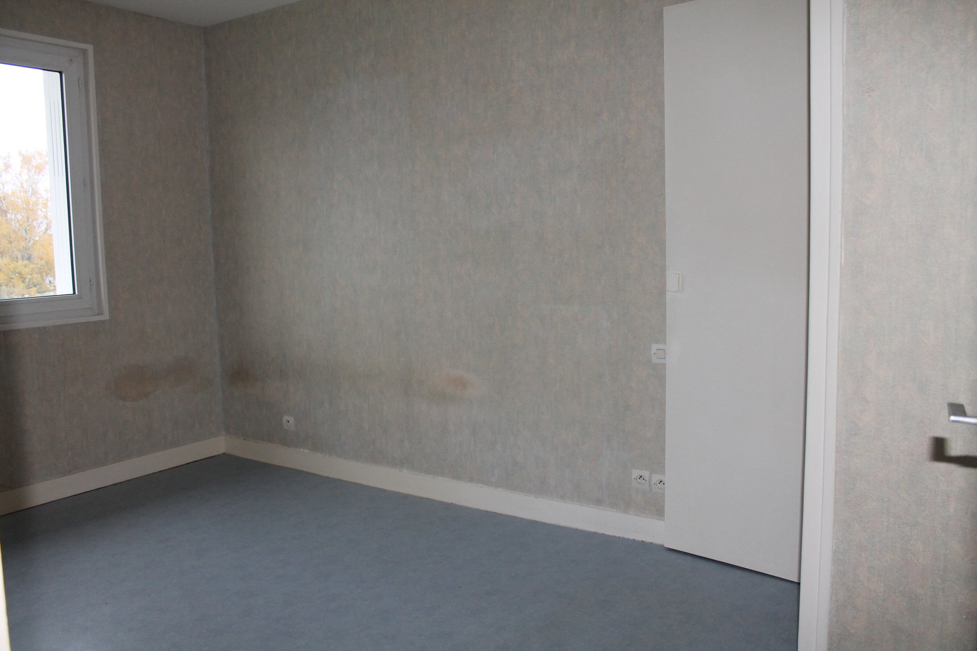 Vente appartement Courteille