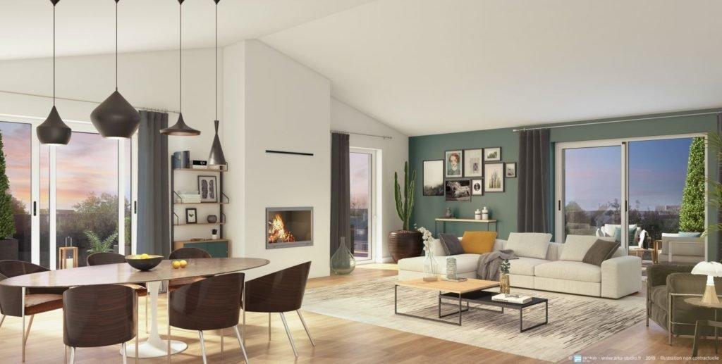 Vente Appartement - Le Bouscat