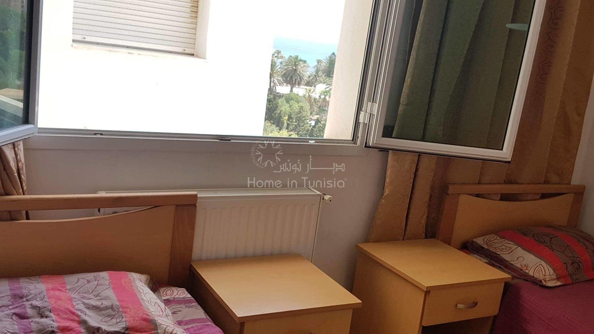 Sublime Appartement S+2  vue sur mer à  Khezema EST