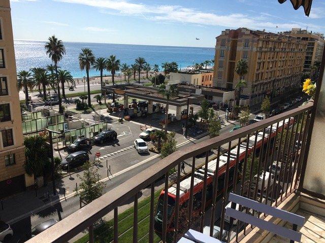 Appartement 2 pièces 51 m² vue mer Nice Californie