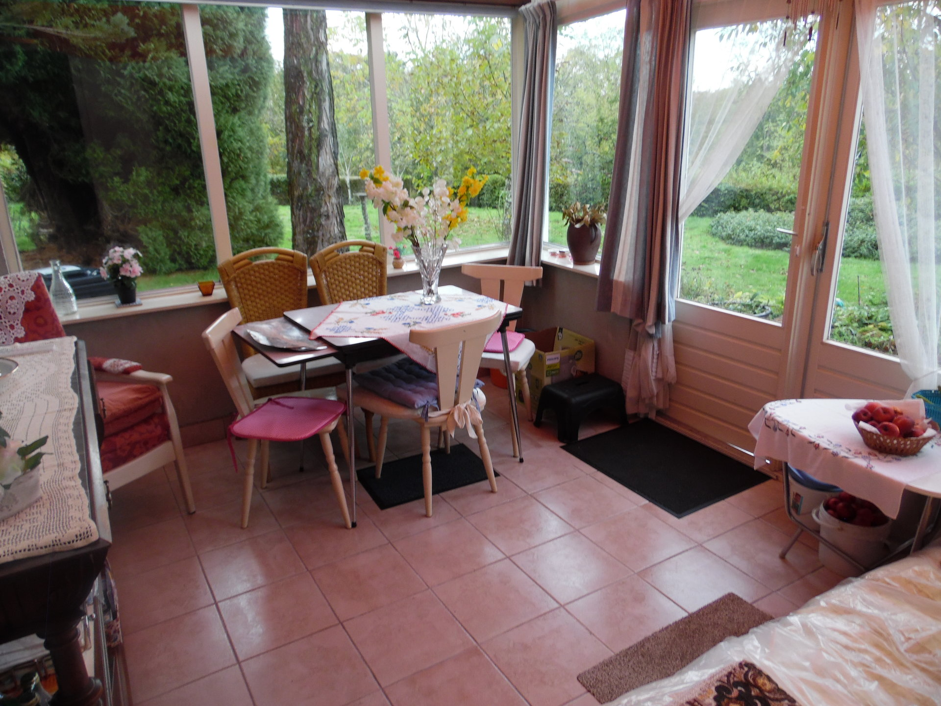 House, garage, garden for sale in the Creuse near Aigurande