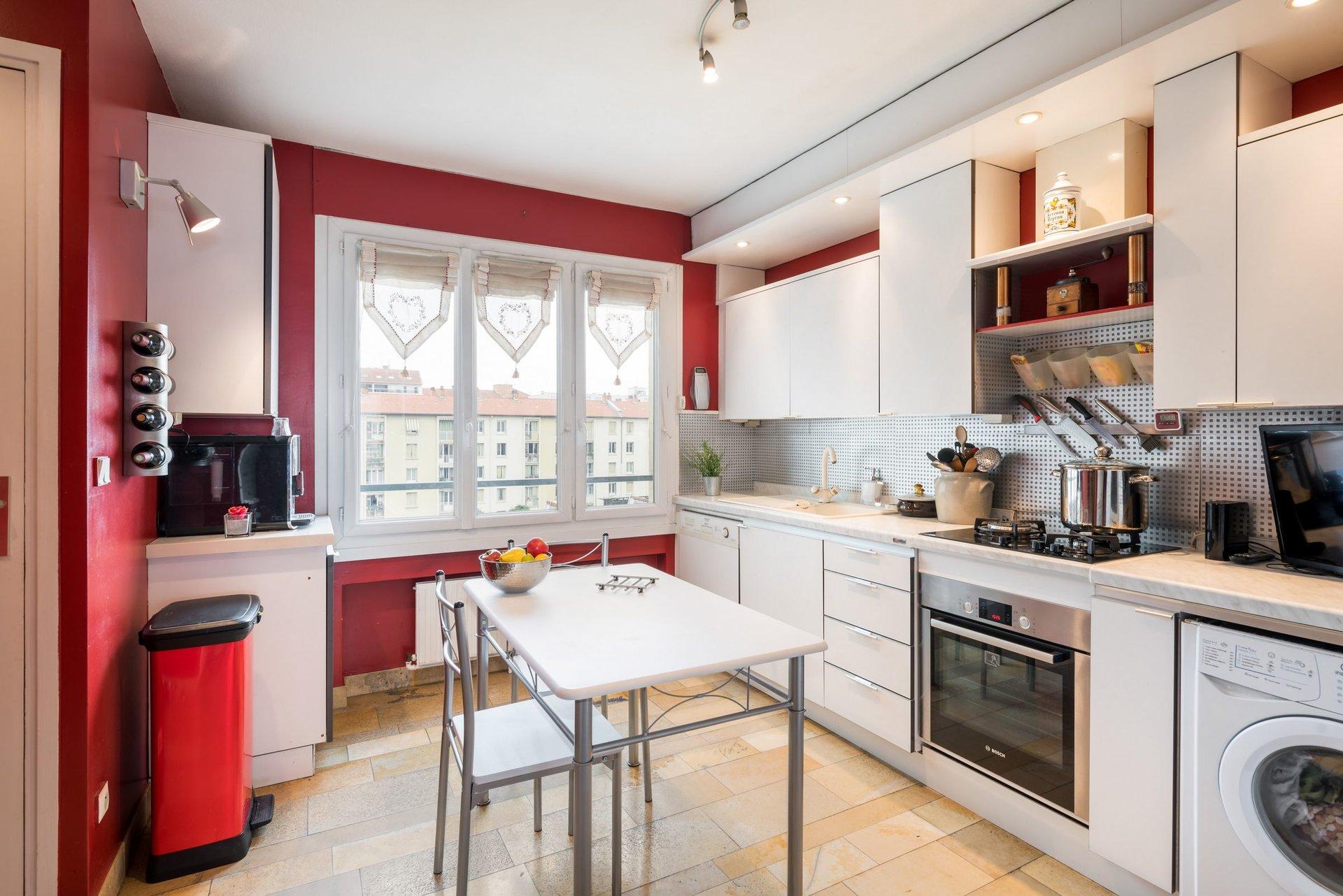 Achat Appartement, Surface de 108 m², 4 pièces, Villeurbanne (69100)