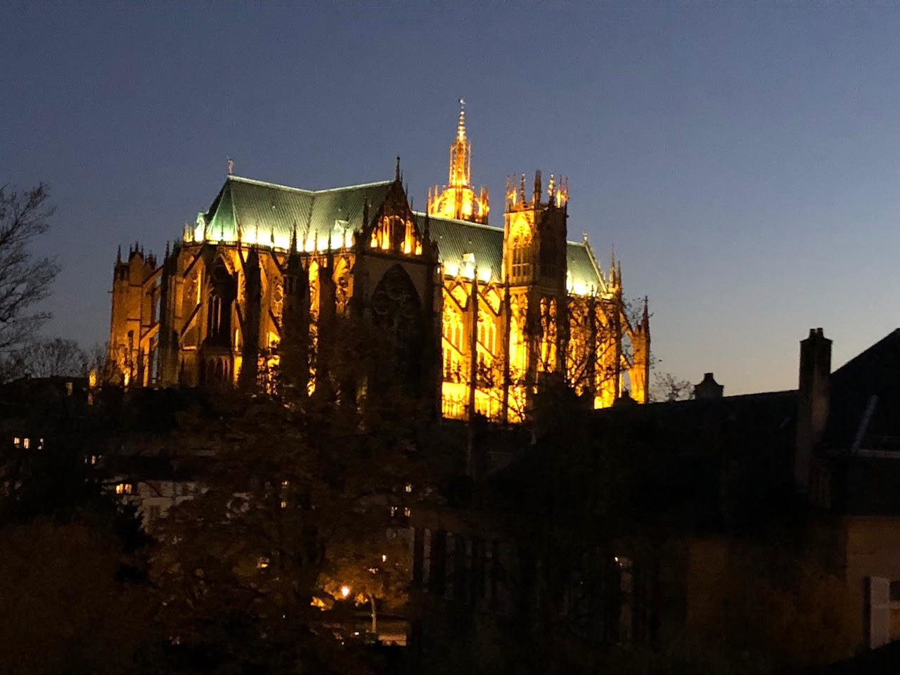Magnifique bâtiment classé « Monument Historique » situé en plein centre-ville de Metz