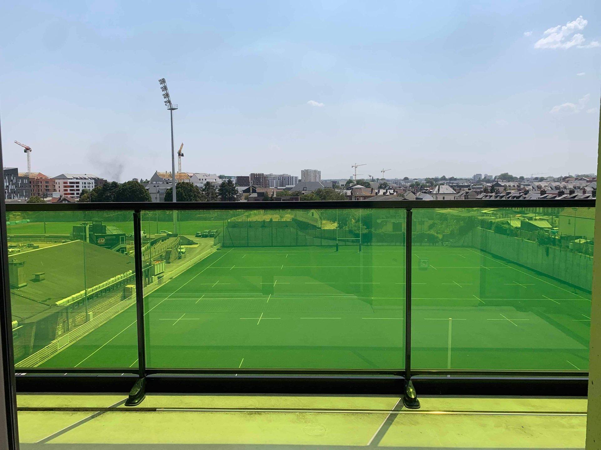 T3 avec terrasse de 30m² stade Mermoz - ROUEN