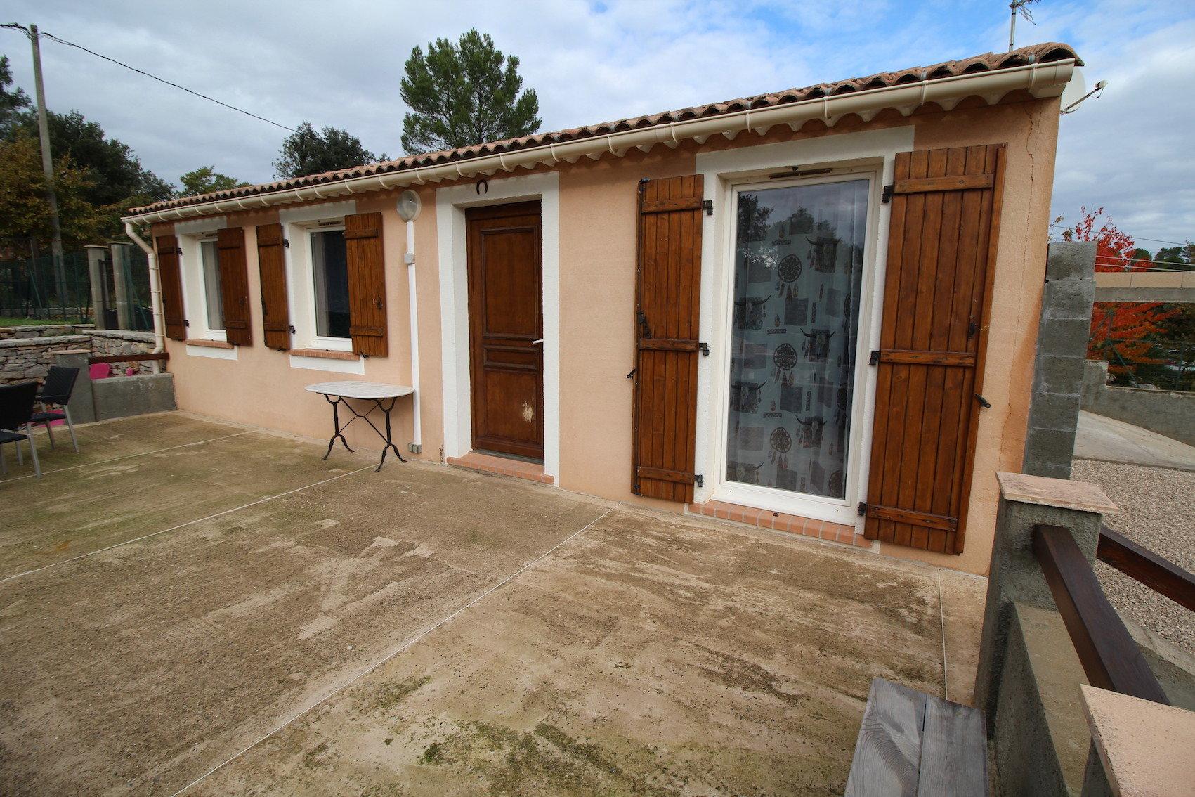 Flassans sur Issole, close to the village
