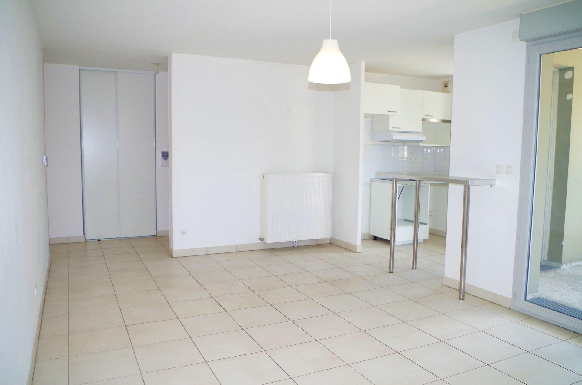 T3 - 61,95 m² - PONT-JUMEAUX TOULOUSE