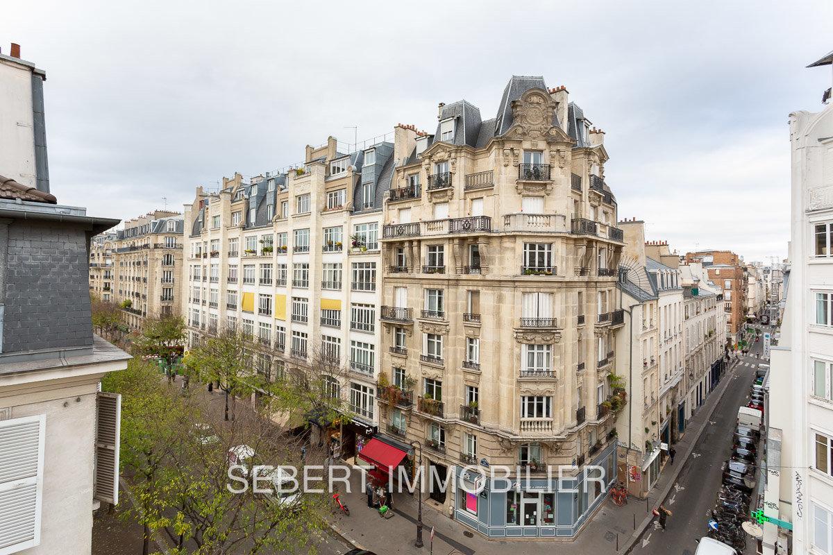 PARIS 3ème - ENFANTS ROUGES