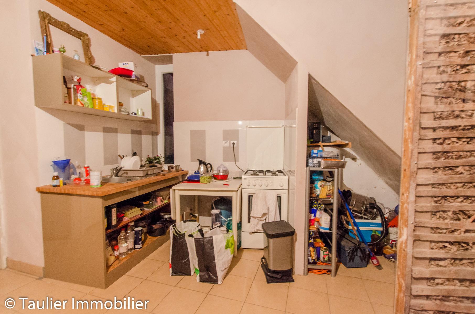 Appartement T2 pour investir ou habiter