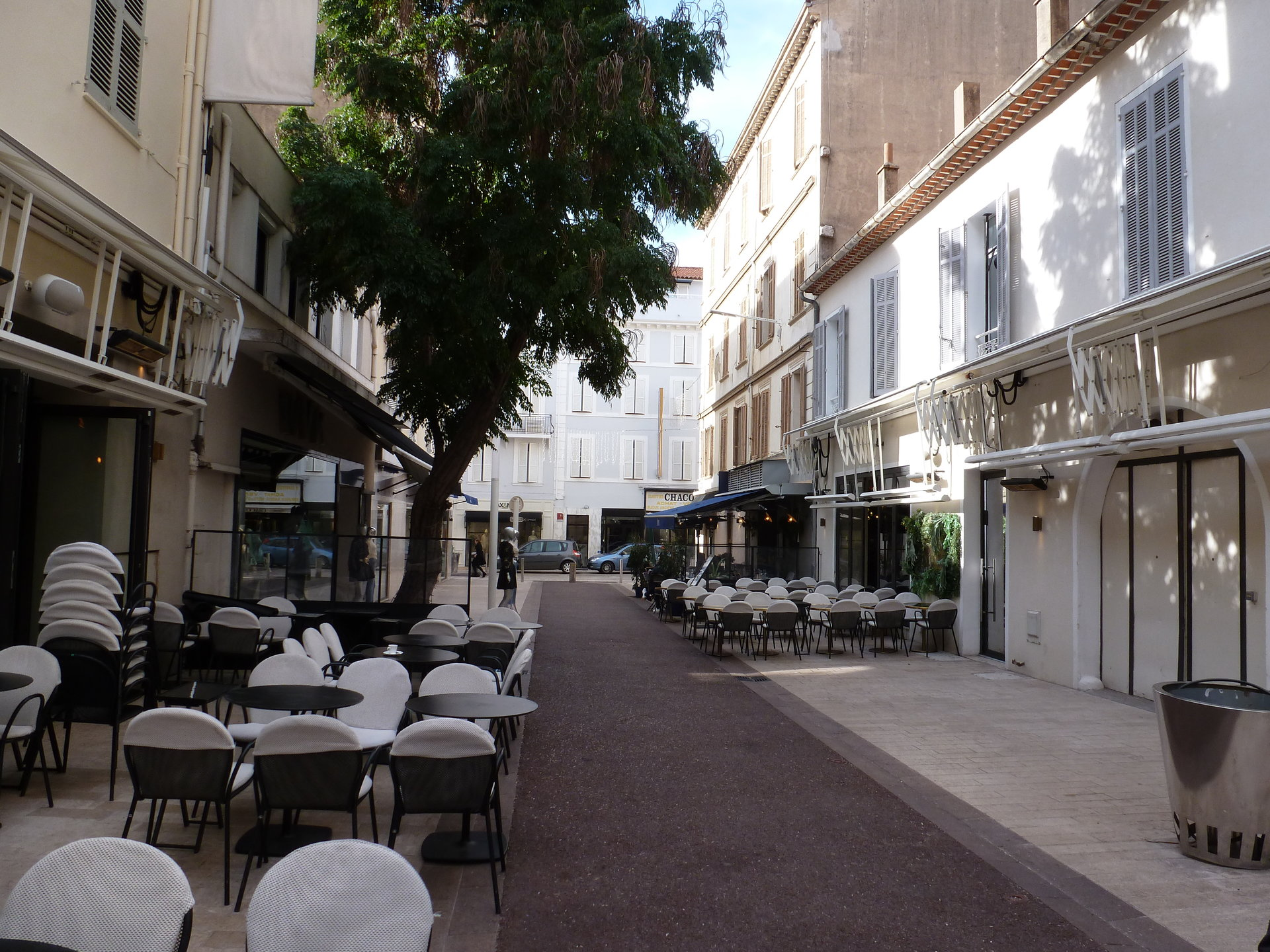 CANNES :  LAST FLOOR 4P 90 M ² + 30 M ² Terrace
