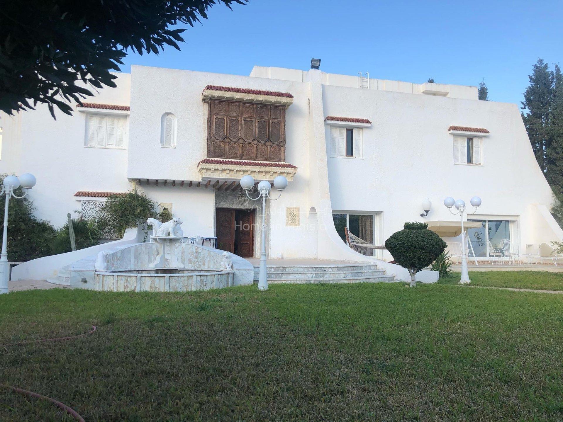 Villa indépendante à khézama