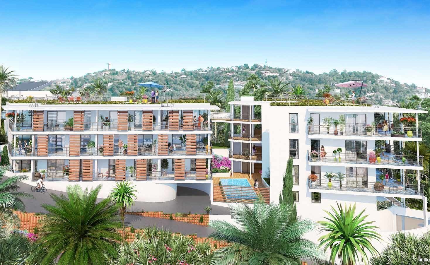 Vente Penthouse - Cannes