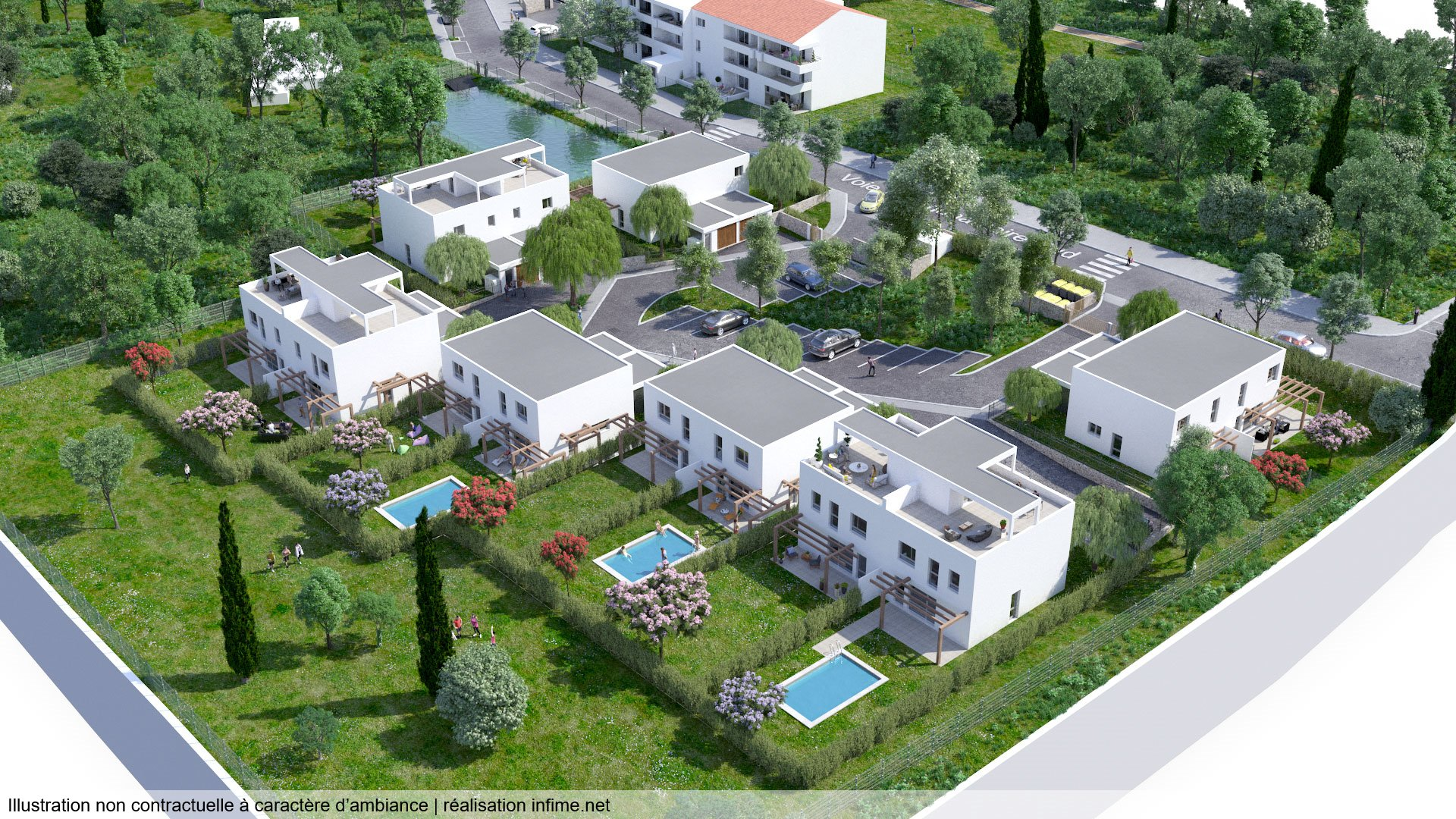 Development House - La Ciotat Le Garoutier