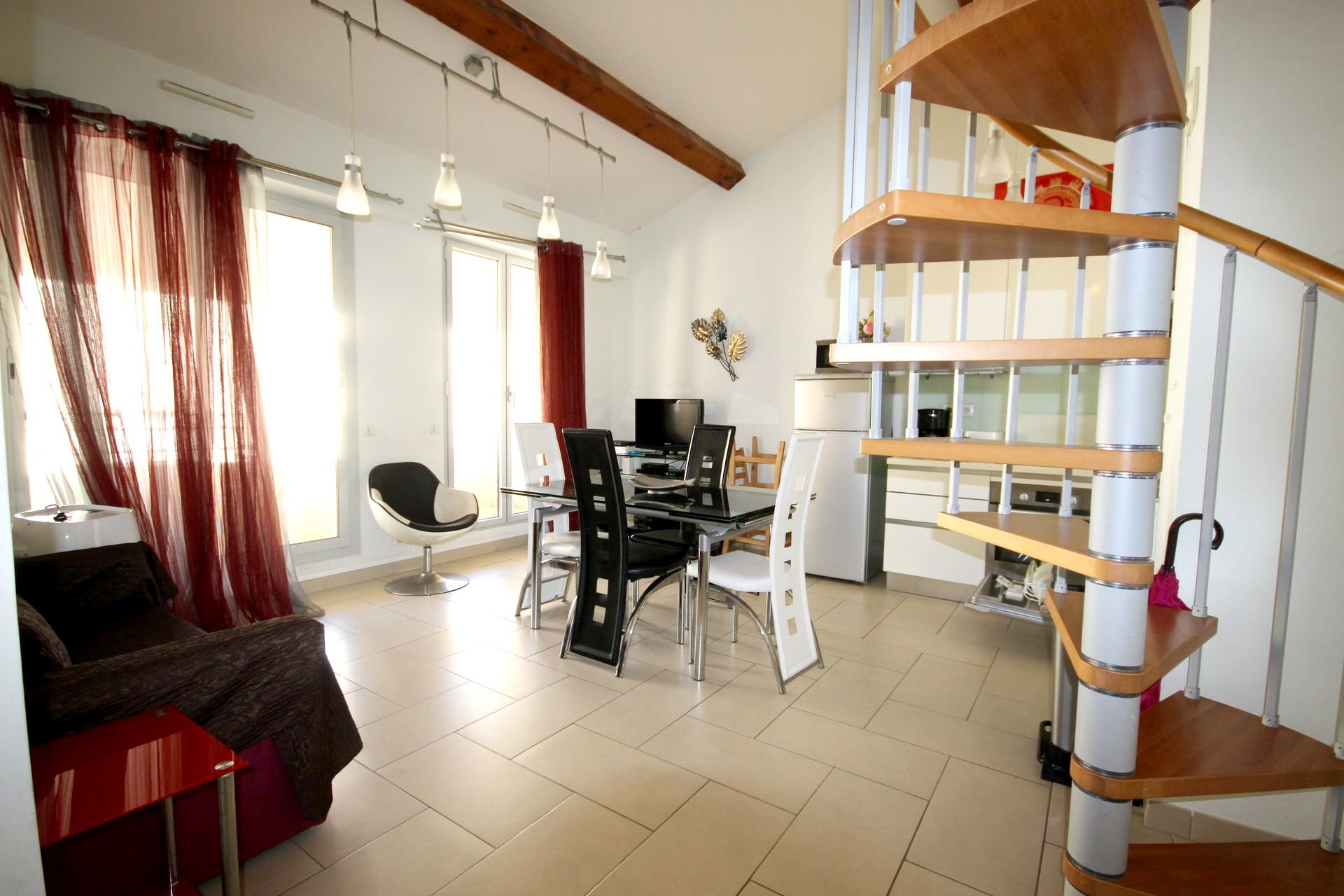 CANNES Center near beaches nice 3 bedrooms for sale