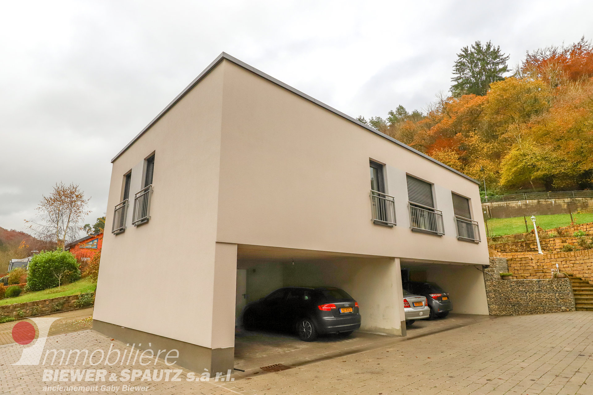 FOR RENT - new apartment with 2 bedrooms in Blumenthal