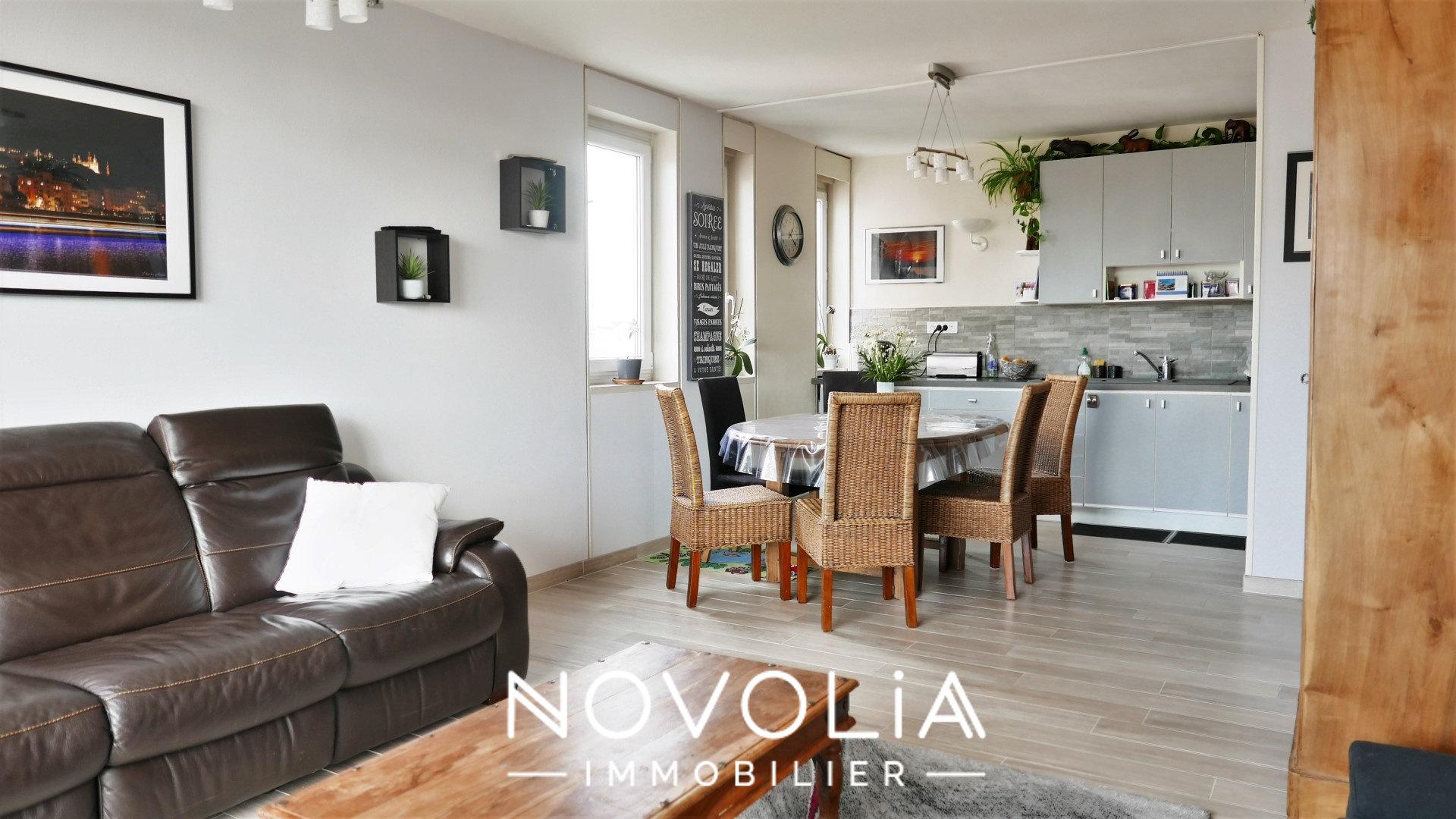 Achat Appartement, Surface de 111 m², 5 pièces, Villeurbanne (69100)