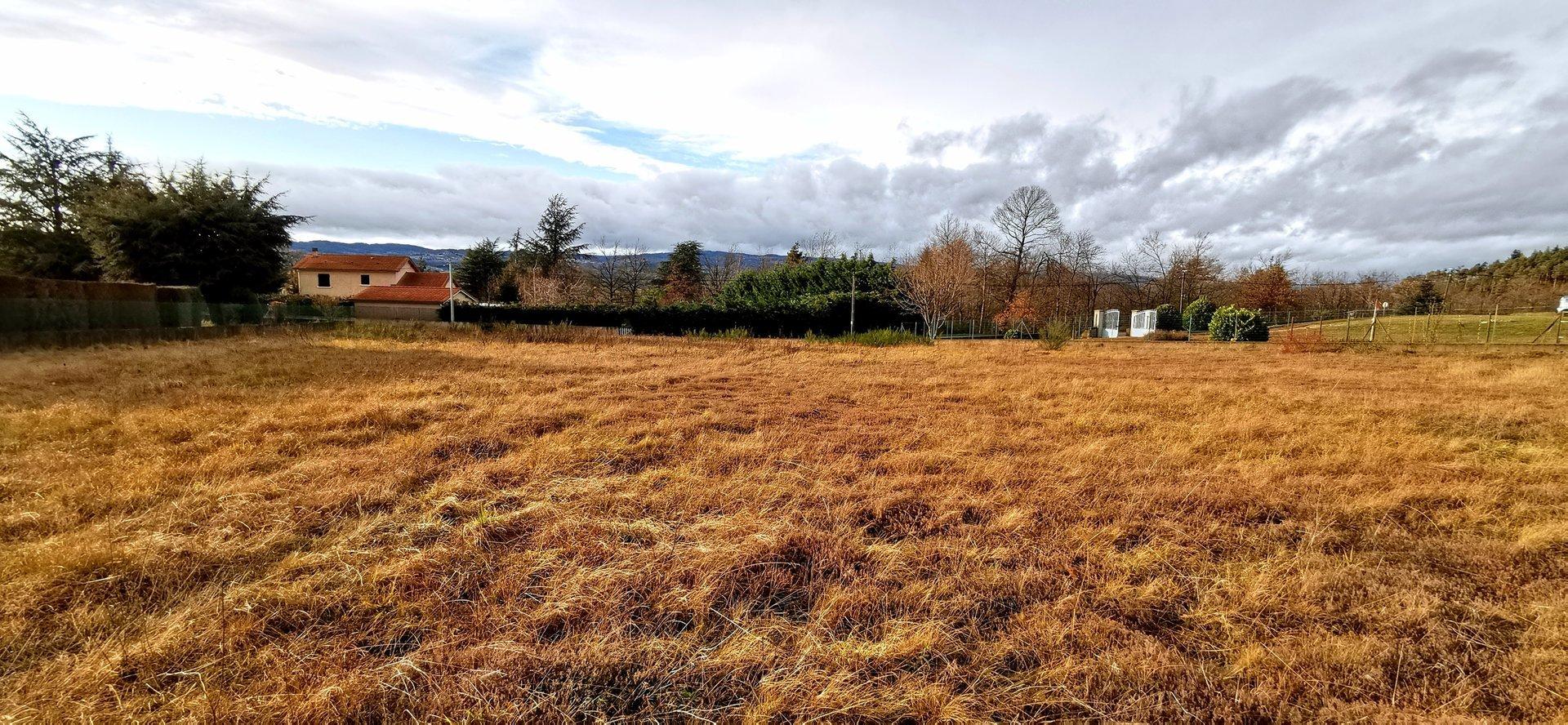 Vente Terrain constructible - Saint-Marcellin-en-Forez