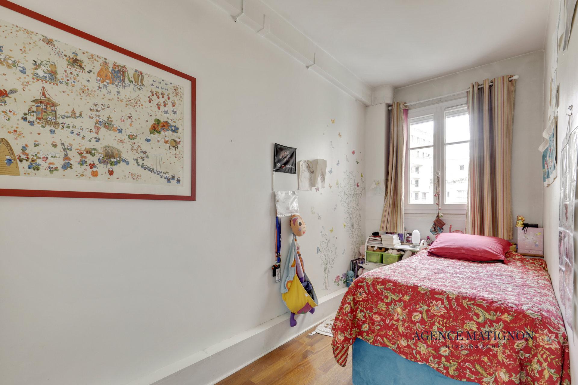 Appartement 3 pièces 65.08 m² 75014 Paris