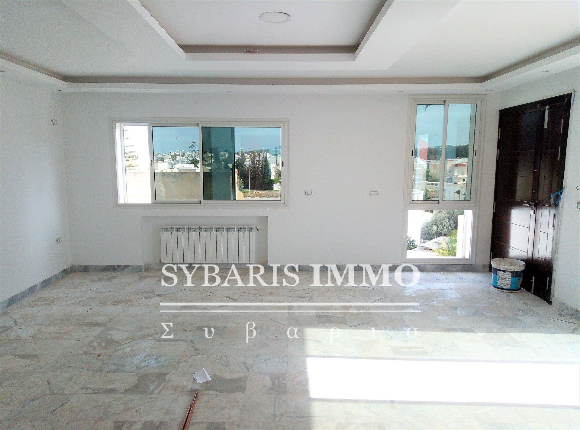 location appartement s+2 sidi daoued - Tunisie