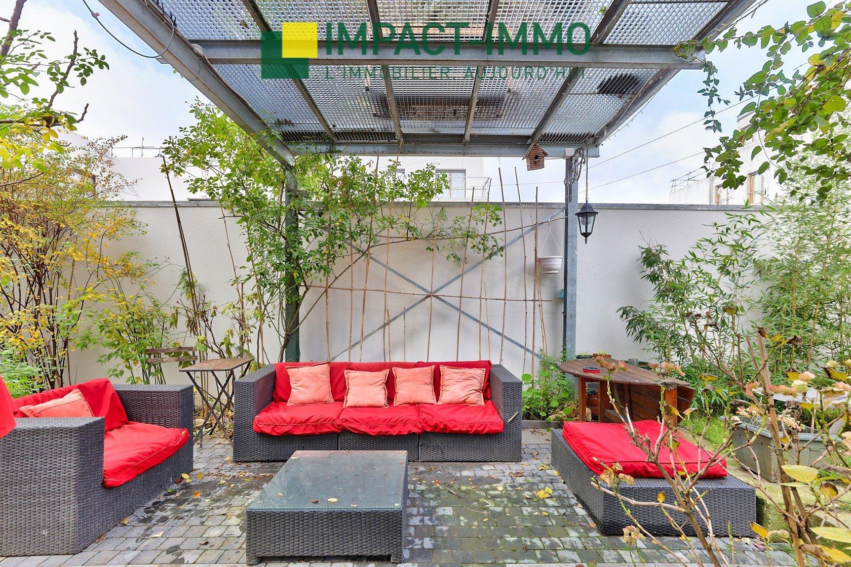 A vendre Maison avec Jardin à Bois-colombes