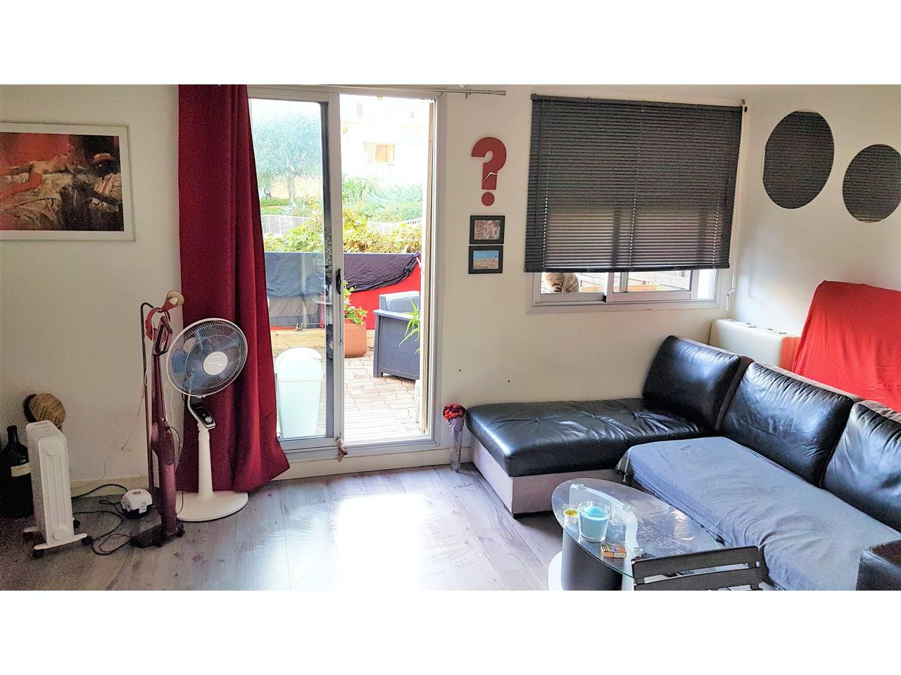 RENTAL INVESTMENT - studio with 40 sqm terrace