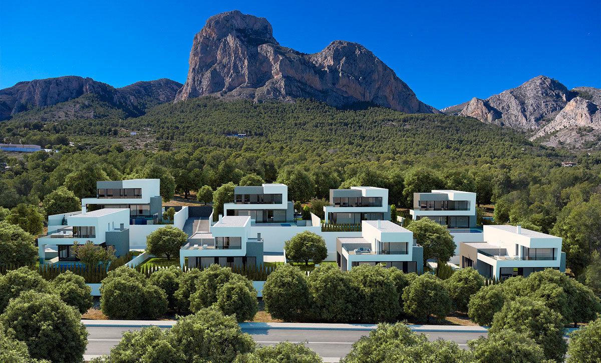 Design & elegance in a peaceful setting