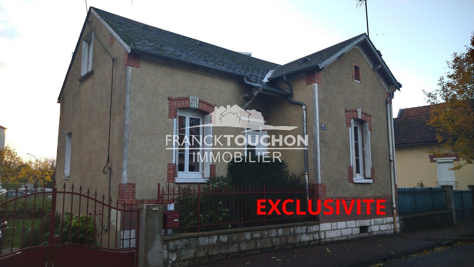 Montargis Maison  S H 95 m²/ Terrain 394 m²