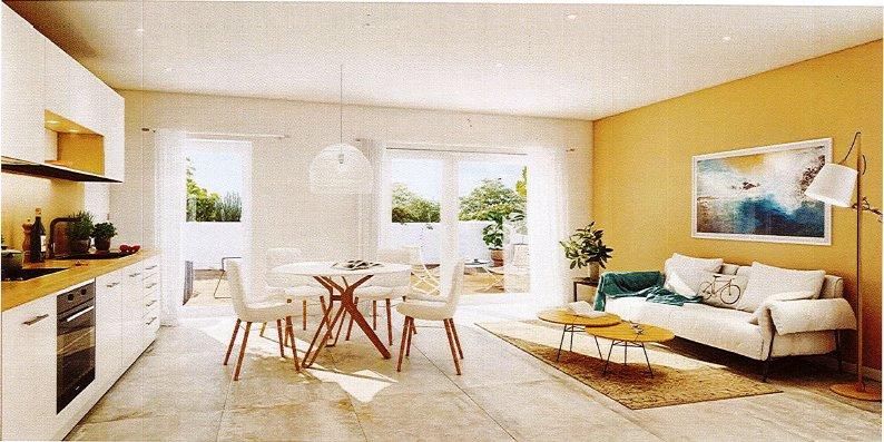 Achat Appartement, Surface de 106.46 m², 5 pièces, Meyzieu (69330)