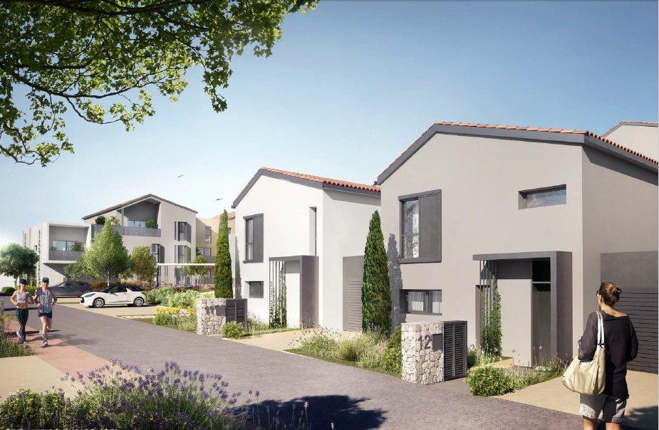 Achat Appartement, Surface de 60.82 m², 3 pièces, Meyzieu (69330)
