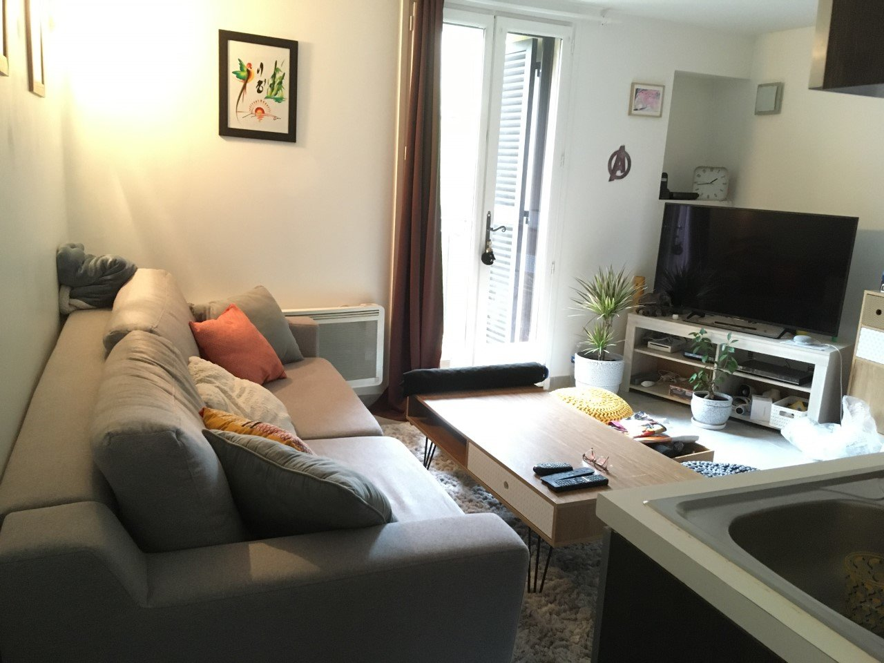 Rental Apartment - L'Escarène