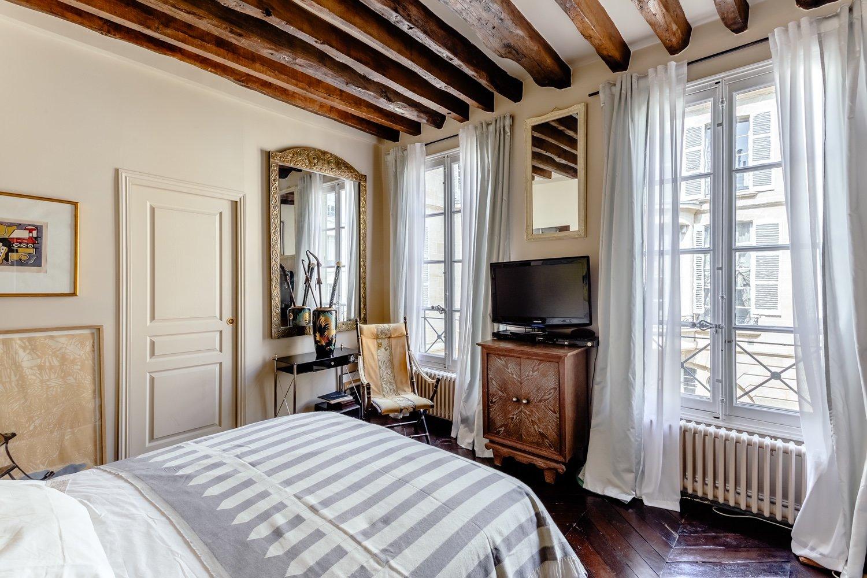 Paris - VII ème - MATIGNON - ADRESSE PRESTIGIEUSE - SECTORISATION VICTOR DURUY - 3 Pièces / 1 CHAMBRE - TRIPLE SÉJOUR - CADRE VERDOYANT - CALME ABSOLU