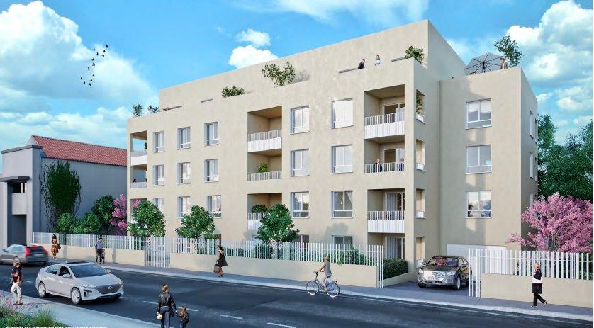 Achat Appartement, Surface de 69.12 m², 3 pièces, Lyon 8ème (69008)