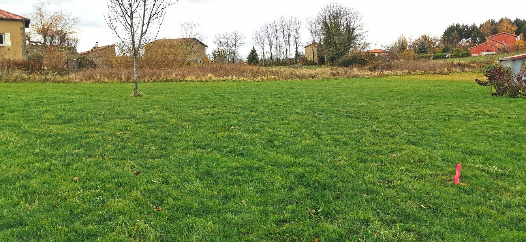 Vente Terrain constructible - Saint-Jean-Soleymieux
