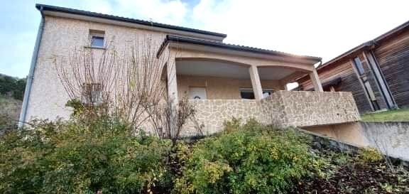 Maison 4 pièces vue panoramique