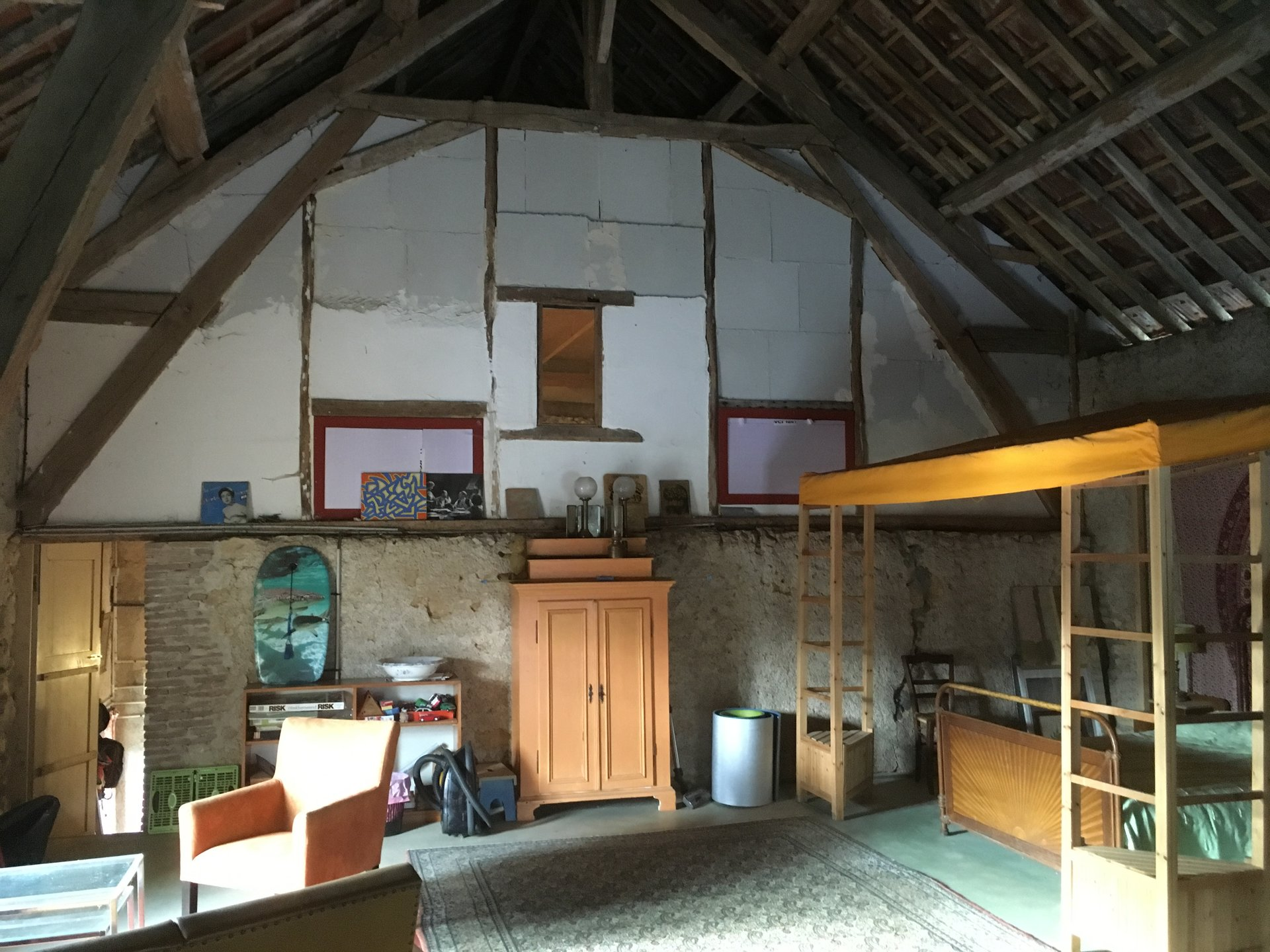 Farmhouse for sale in Burgundy close to the Morvan