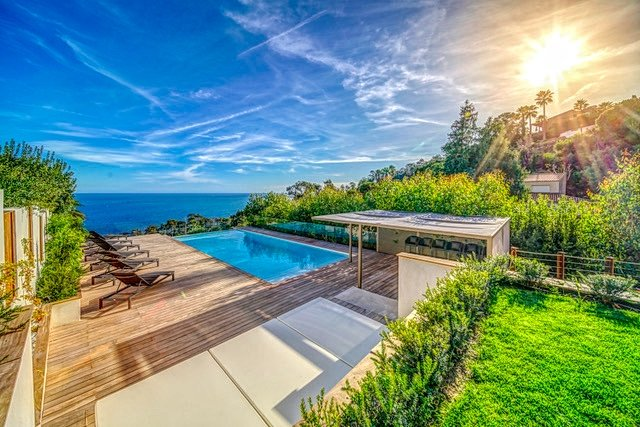 VILLA BLUE BAY - SUPER CANNES